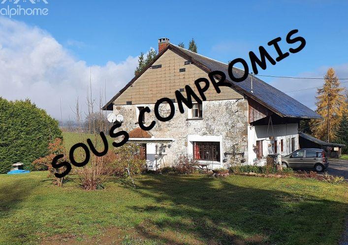 A vendre Maison de caractère Filliere | Réf 74021482 - Alpihome