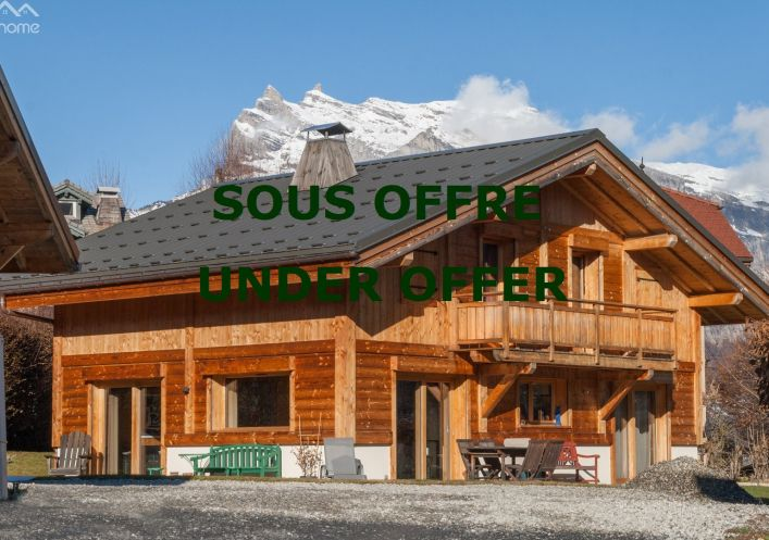 A vendre Chalet Saint Gervais Les Bains | R�f 74021488 - Alpihome