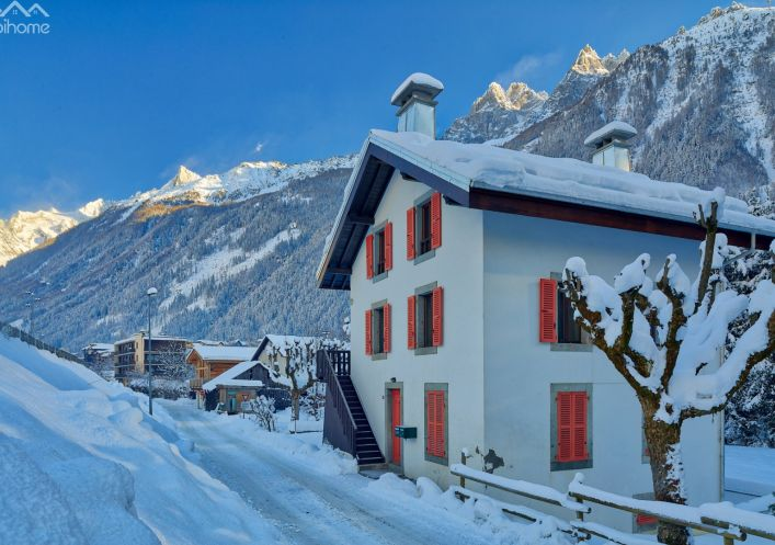 A vendre Duplex Chamonix Mont Blanc | R�f 74021495 - Alpihome