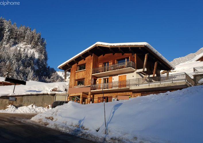 A vendre Chalet La Giettaz   Réf 74021528 - Alpihome