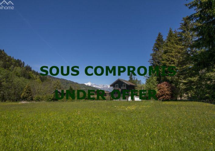 A vendre Terrain Saint Gervais Les Bains | Réf 74021531 - Alpihome