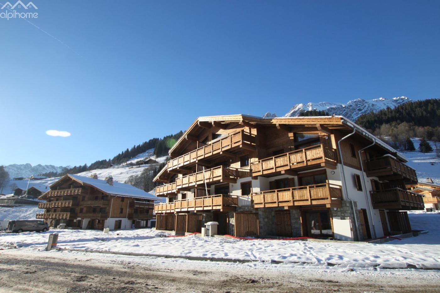 A vendre  La Giettaz | Réf 7402186 - Alpihome