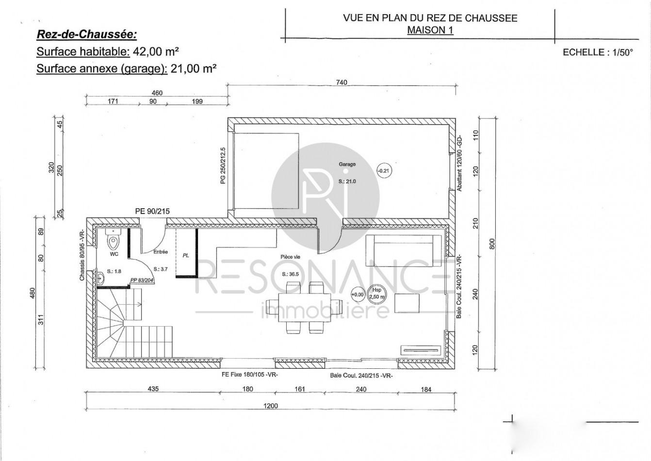 A vendre Villaz 74023170 Resonance immobilière