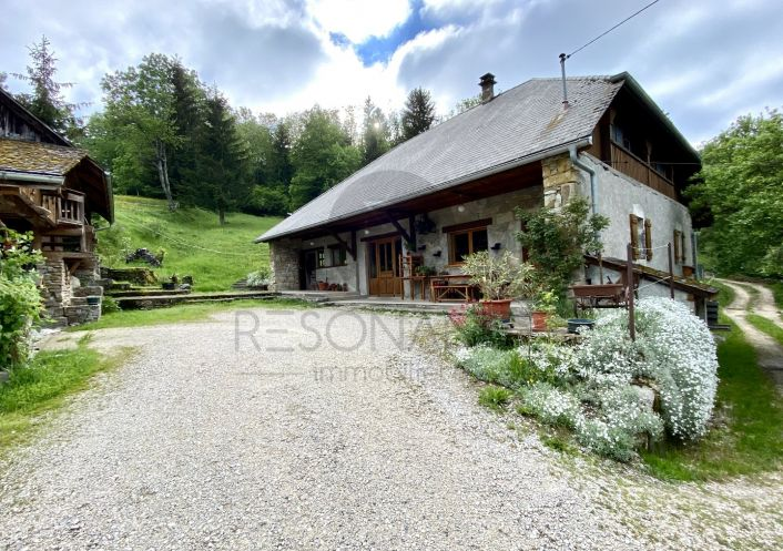 A vendre Maison Aviernoz   Réf 74023219 - Resonance immobilière