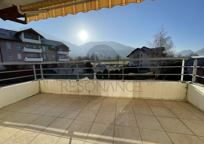 A vendre Appartement Villaz   Réf 74023260 - Resonance immobilière