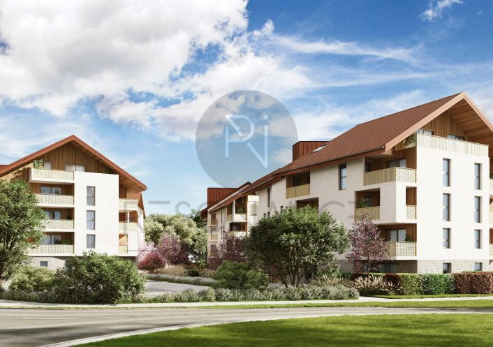 A vendre Appartement Poisy   Réf 74023268 - Resonance immobilière