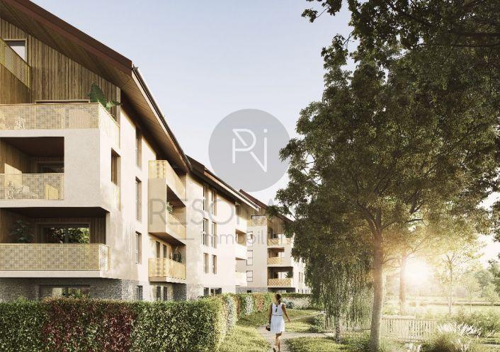 A vendre Appartement Poisy   Réf 74023269 - Resonance immobilière