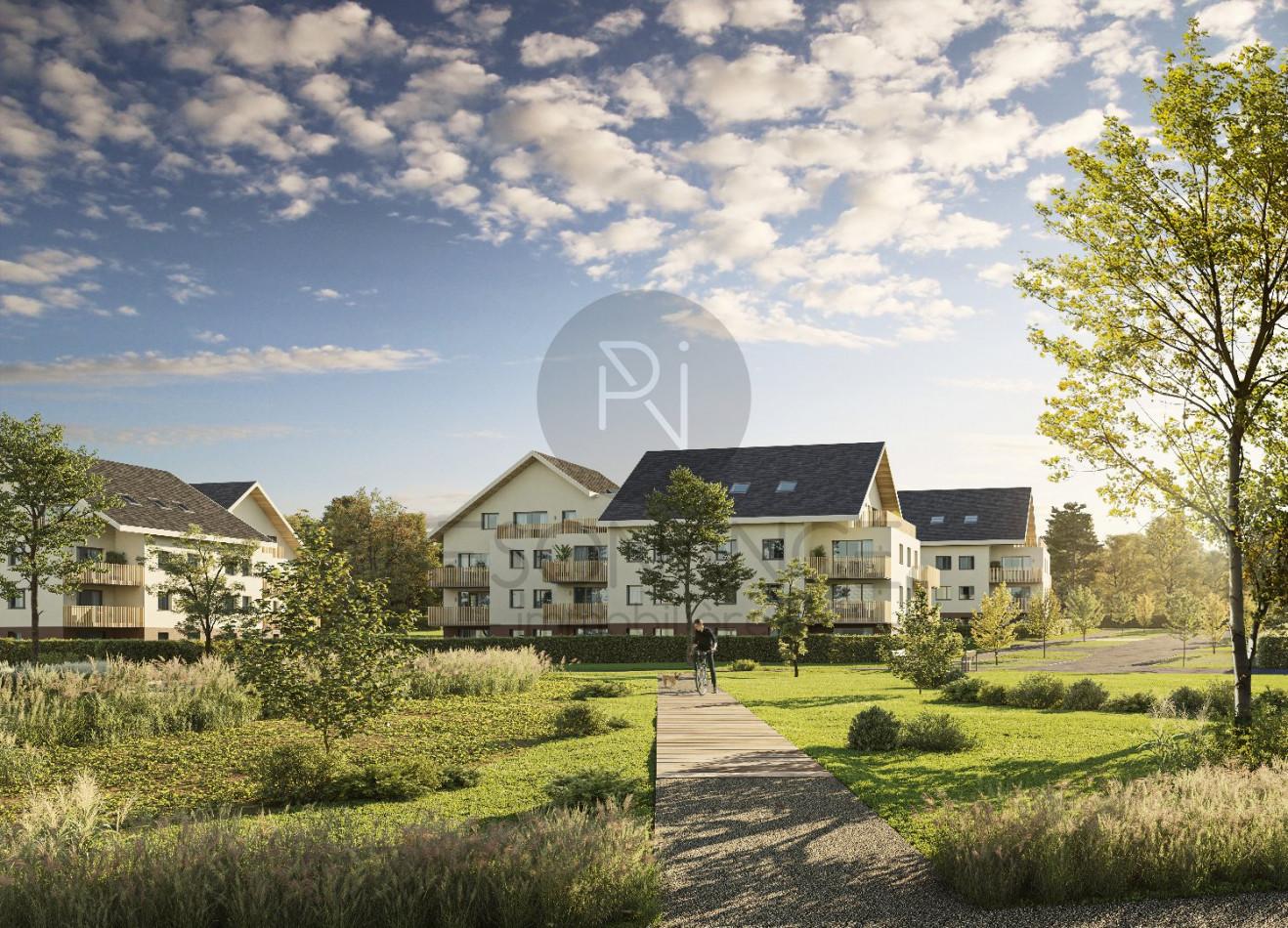 A vendre  Sales   Réf 74023270 - Resonance immobilière