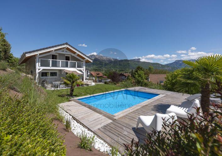A vendre Maison Argonay   Réf 74023280 - Resonance immobilière
