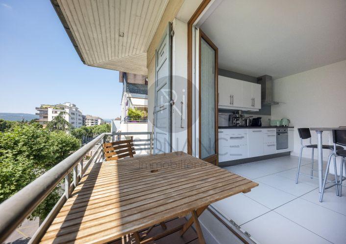 A vendre Appartement Annecy   Réf 74023287 - Resonance immobilière