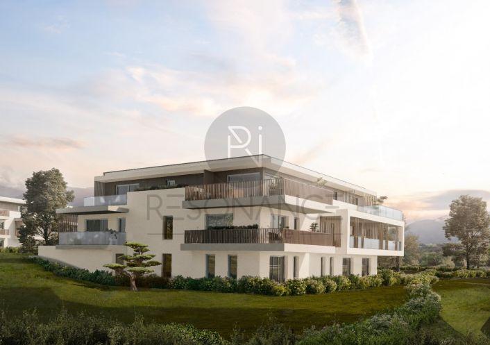 A vendre Appartement neuf Argonay | Réf 74023297 - Resonance immobilière