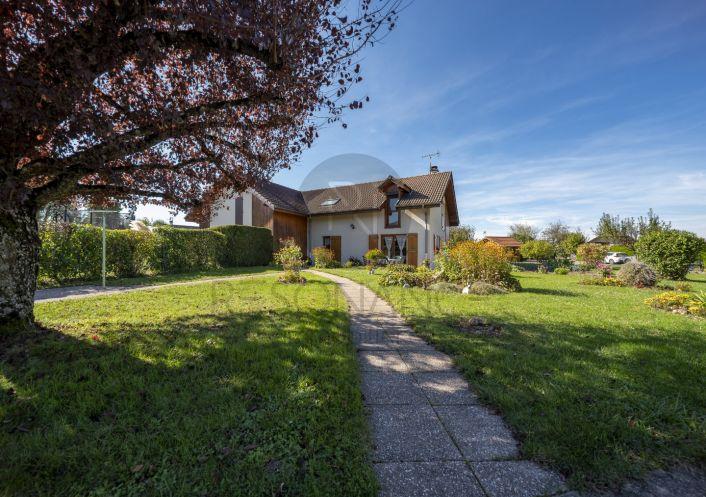 A vendre Maison Villaz   Réf 74023304 - Resonance immobilière