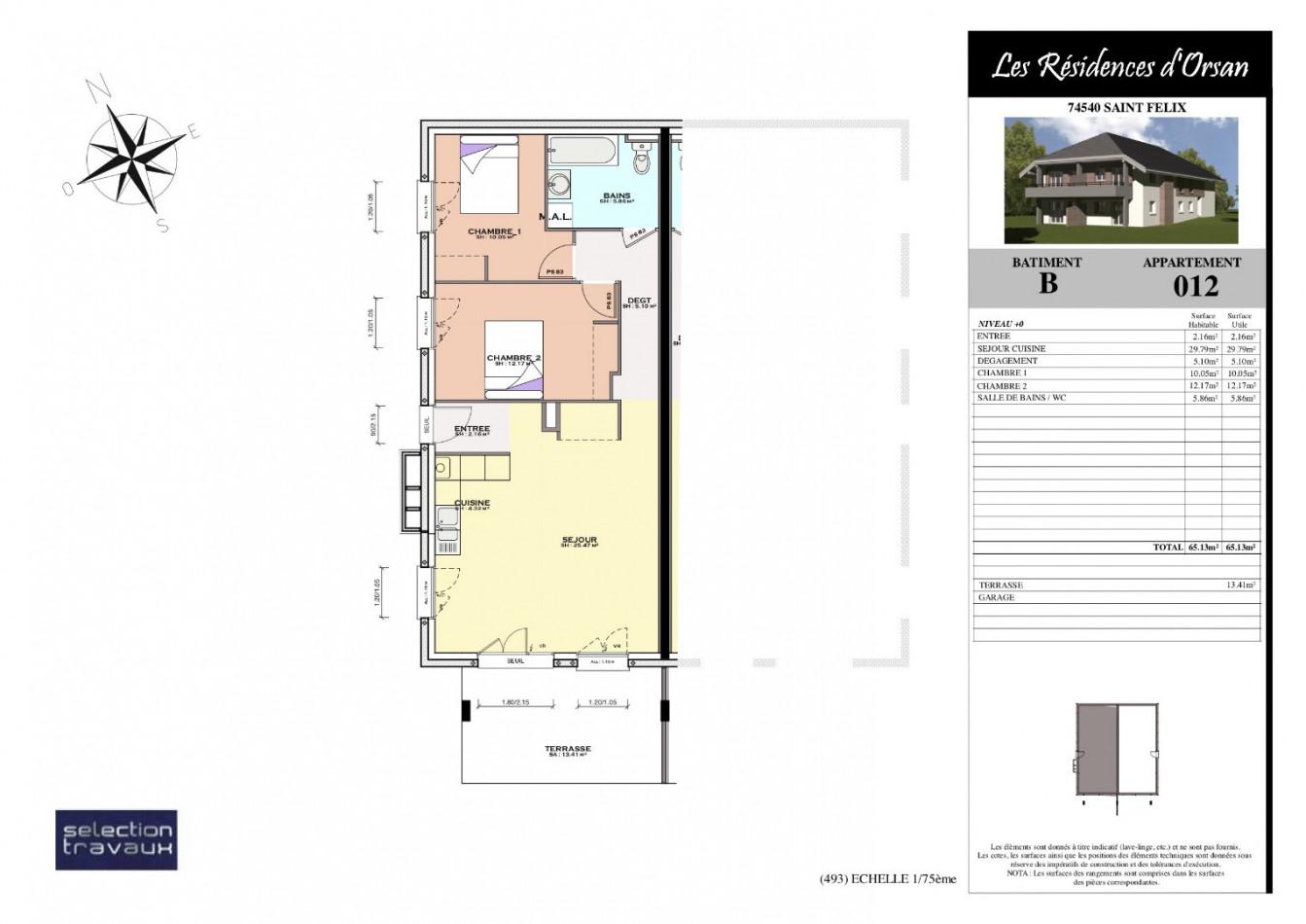 A vendre Saint Felix 7402334 Resonance immobilière