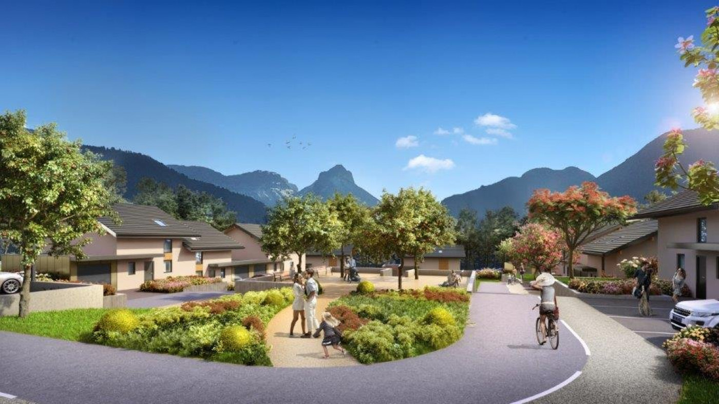 A vendre  Villaz   Réf 7402336 - Resonance immobilière