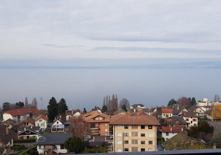 A vendre Evian Les Bains 7402415 New house immobilier