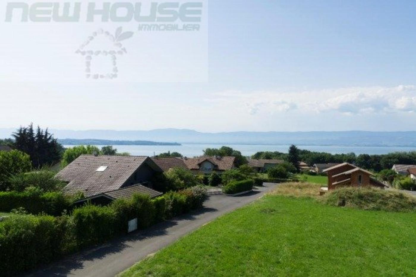 A vendre Anthy Sur Leman 74024269 New house immobilier