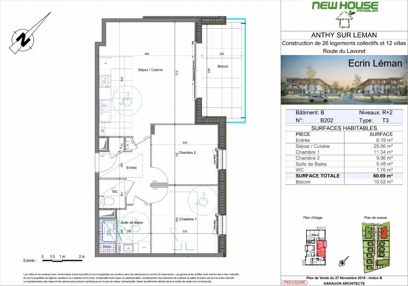 A vendre Anthy Sur Leman 74024270 New house immobilier