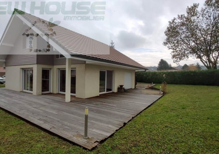 A vendre Loisin 74024366 New house immobilier