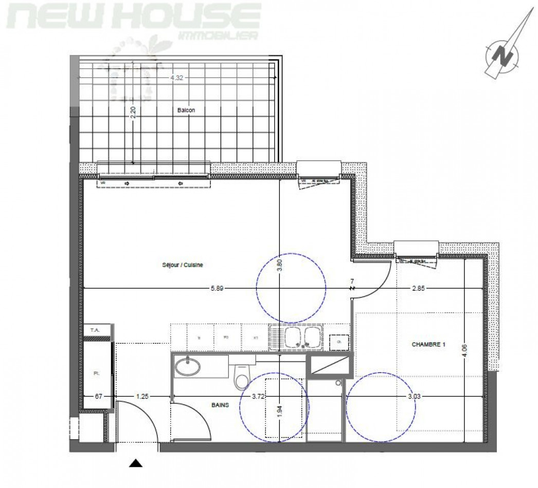 A vendre Etrembieres 74024389 New house immobilier