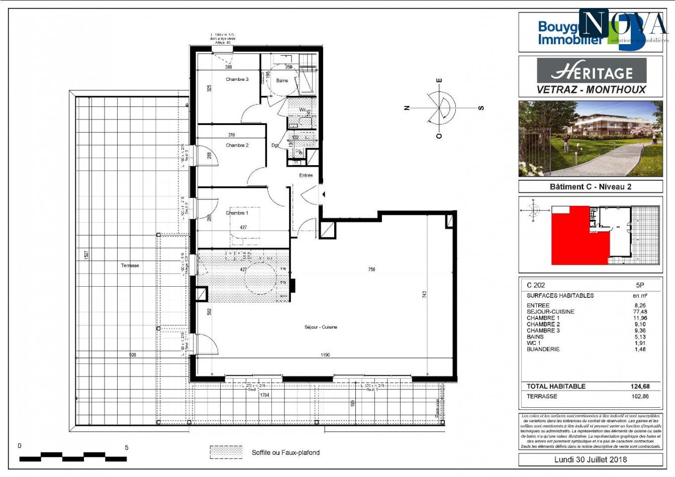 A vendre Vetraz Monthoux 74029140 Nova solution immobiliere