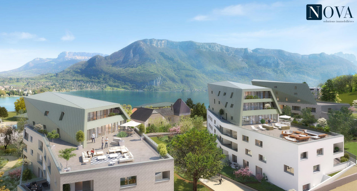 A vendre Annecy 74029185 Nova solution immobiliere