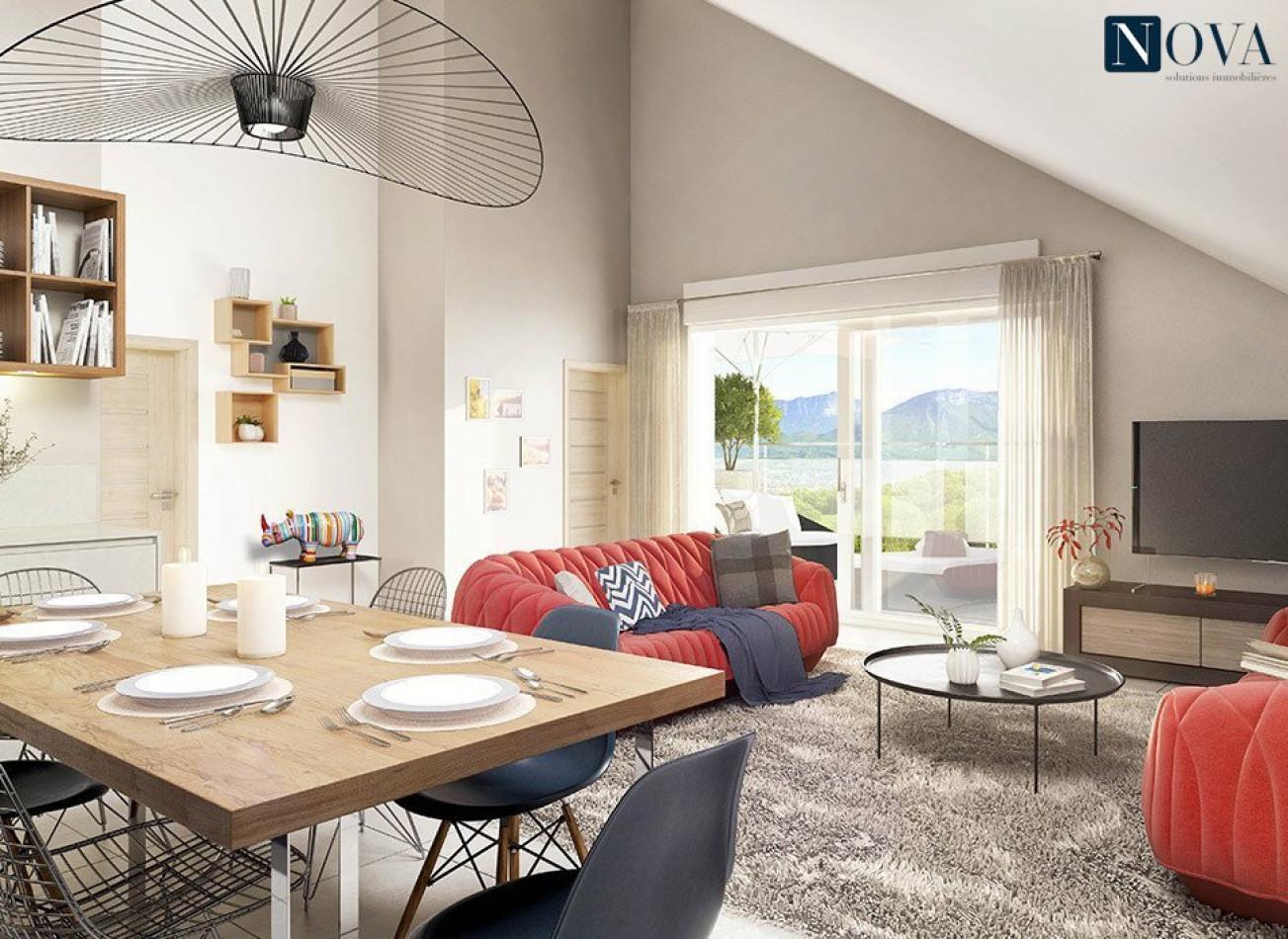 A vendre Poisy 74029276 Nova solution immobiliere