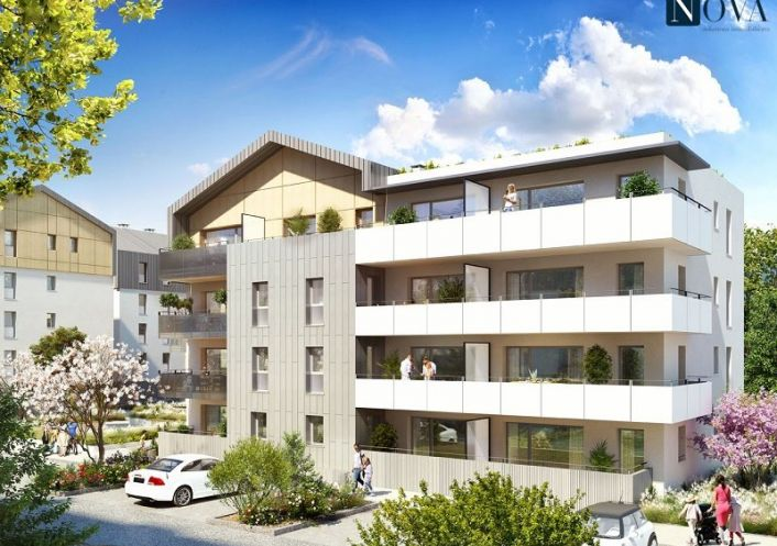 For sale Appartement neuf Bons En Chablais | Réf 74029300 - Nova solutions immobilieres