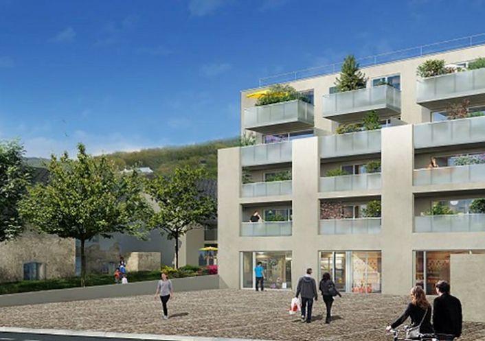For sale Appartement neuf Brison Saint Innocent | Réf 74029417 - Nova solutions immobilieres