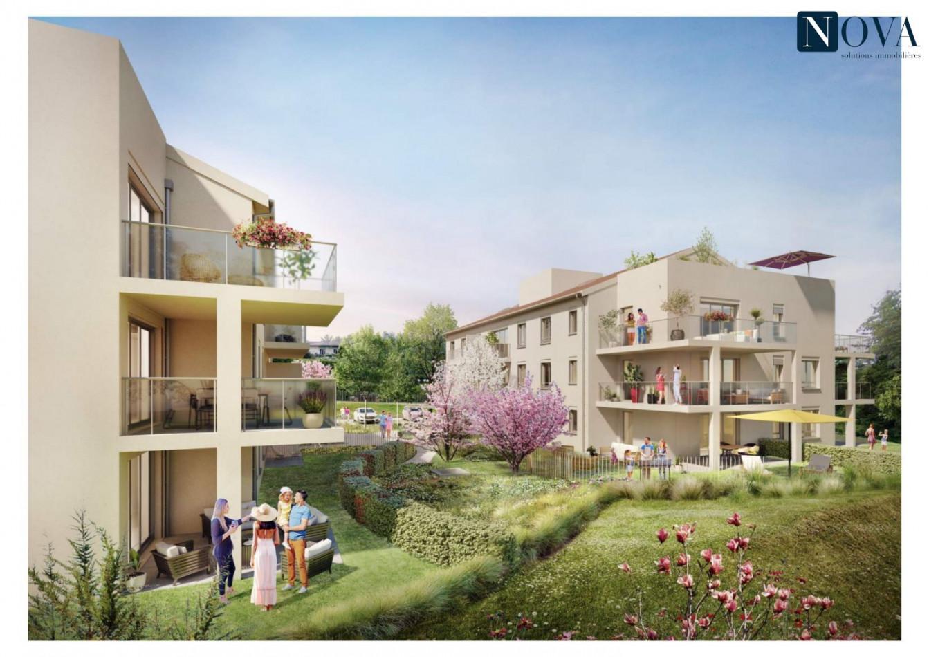 A vendre  Charbonnieres Les Bains   Réf 74029420 - Nova solutions immobilieres