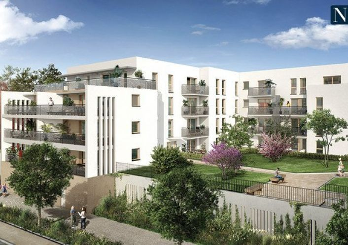 For sale Appartement neuf Gex | Réf 74029423 - Nova solutions immobilieres