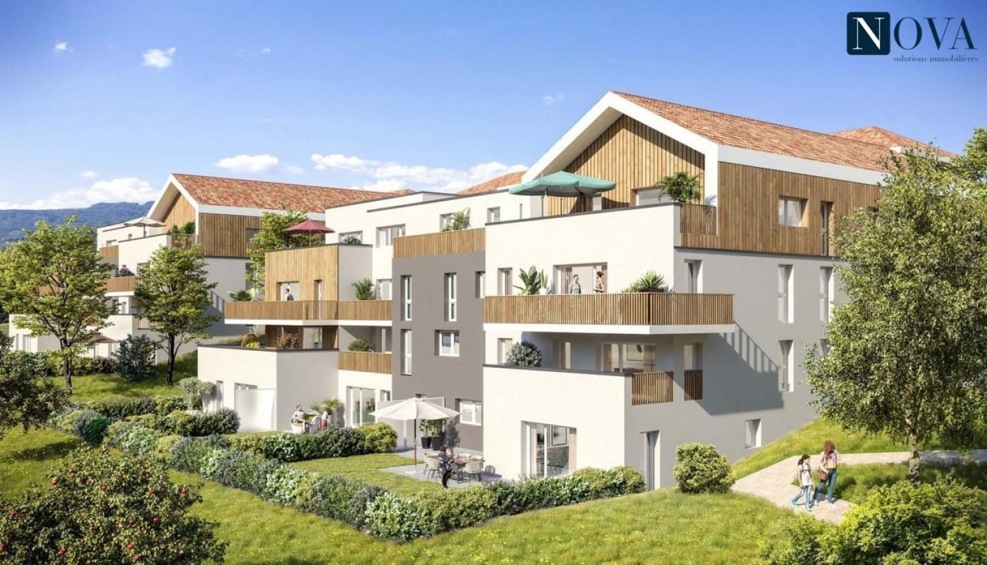 A vendre Marigny Saint Marcel 74029448 Nova solutions immobilieres