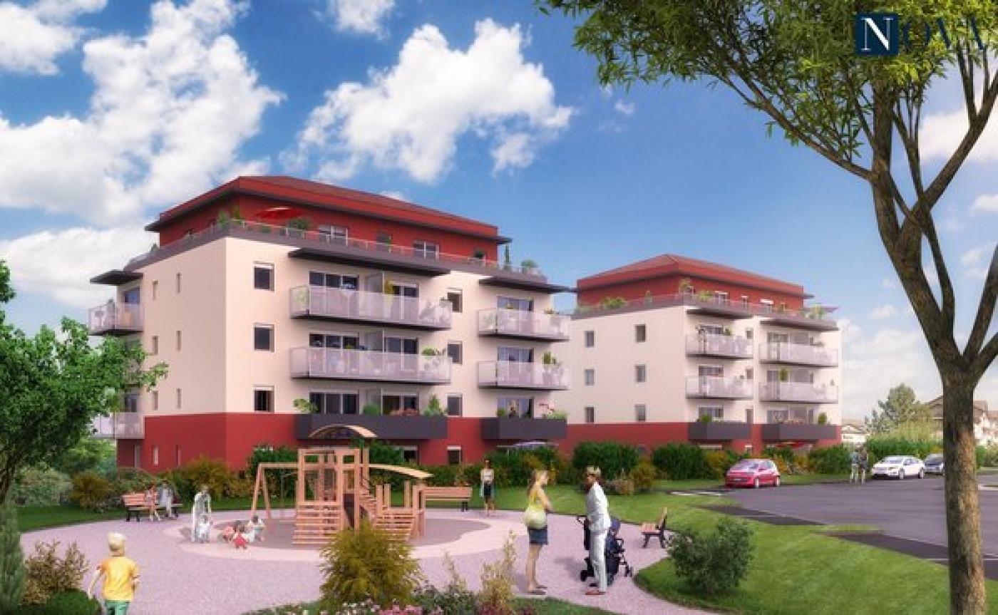 A vendre  Ornex | Réf 74029449 - Nova solutions immobilieres