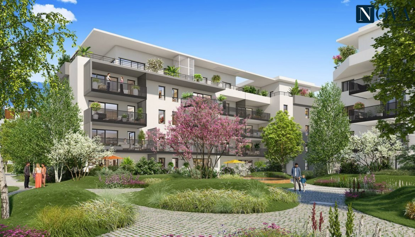A vendre Aix Les Bains 74029474 Nova solutions immobilieres