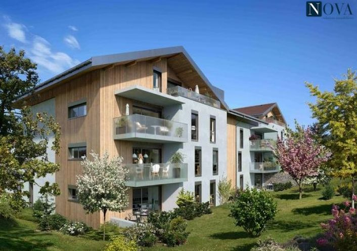 For sale Appartement neuf Reignier   Réf 74029542 - Nova solutions immobilieres