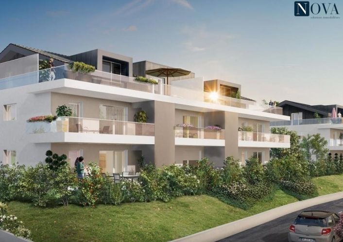 For sale Appartement neuf Cruseilles   Réf 74029583 - Nova solutions immobilieres