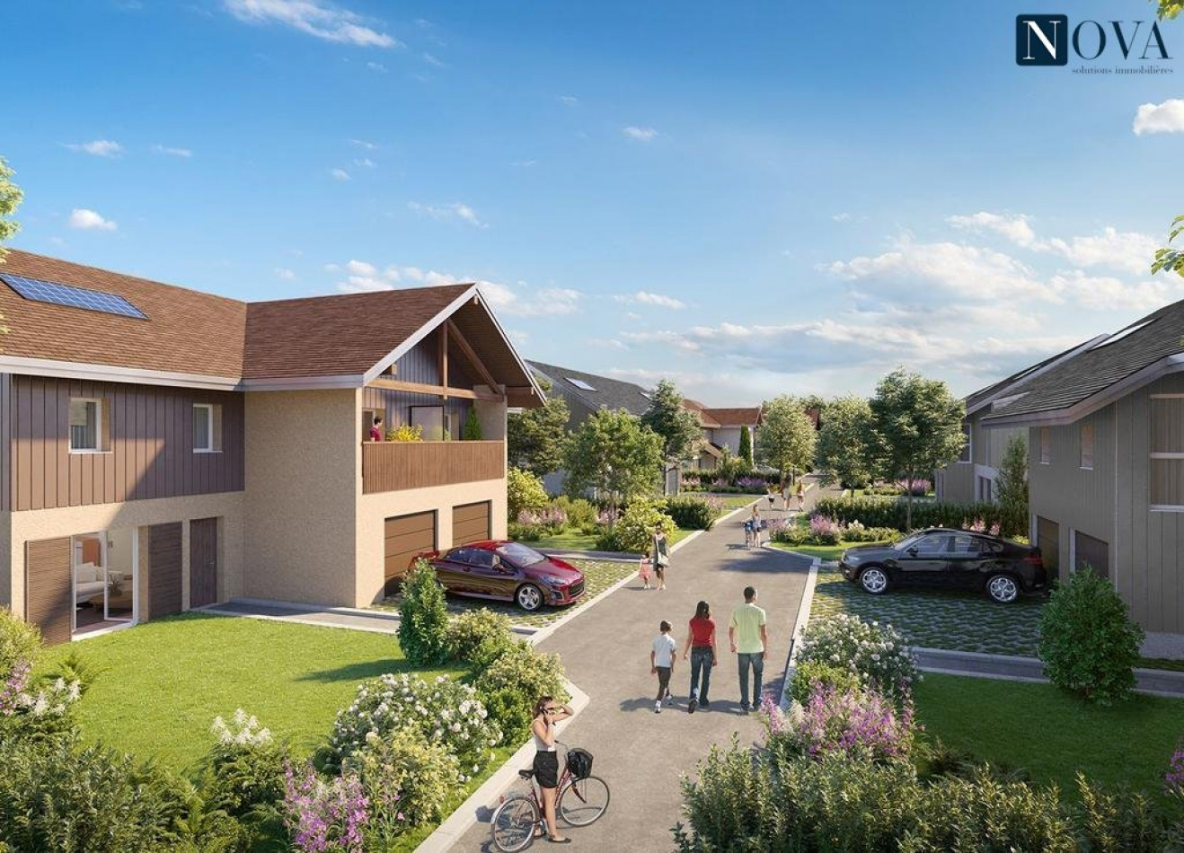 For sale  Doussard | Réf 74029591 - Nova solutions immobilieres