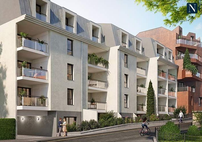 For sale Appartement neuf Aix Les Bains | Réf 74029607 - Nova solutions immobilieres