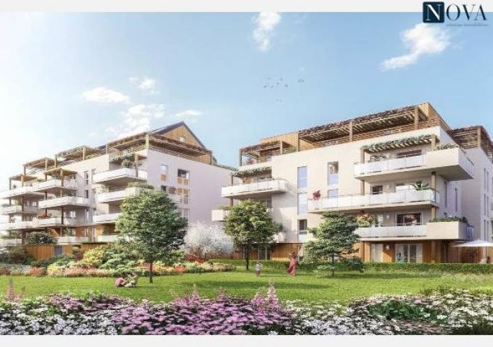 A vendre Appartement neuf Rumilly | Réf 74029620 - Nova solutions immobilieres