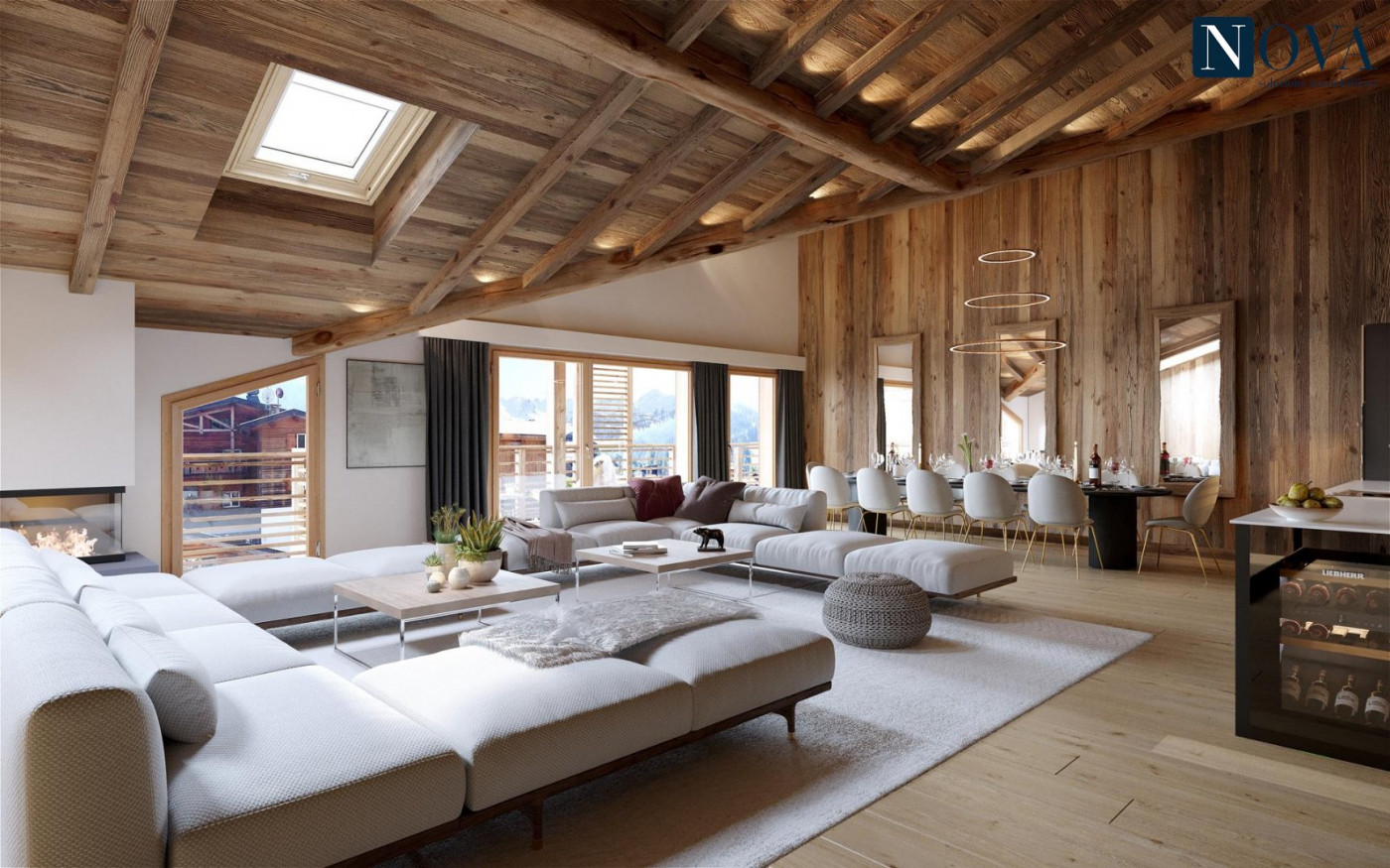 A vendre  Les Gets | Réf 74029633 - Nova solutions immobilieres