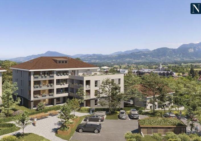 A vendre Appartement neuf La Roche Sur Foron | Réf 74029647 - Nova solutions immobilieres