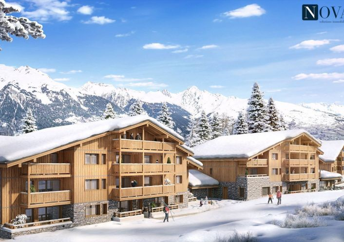 For sale Appartement neuf La Plagne | Réf 74029651 - Nova solutions immobilieres