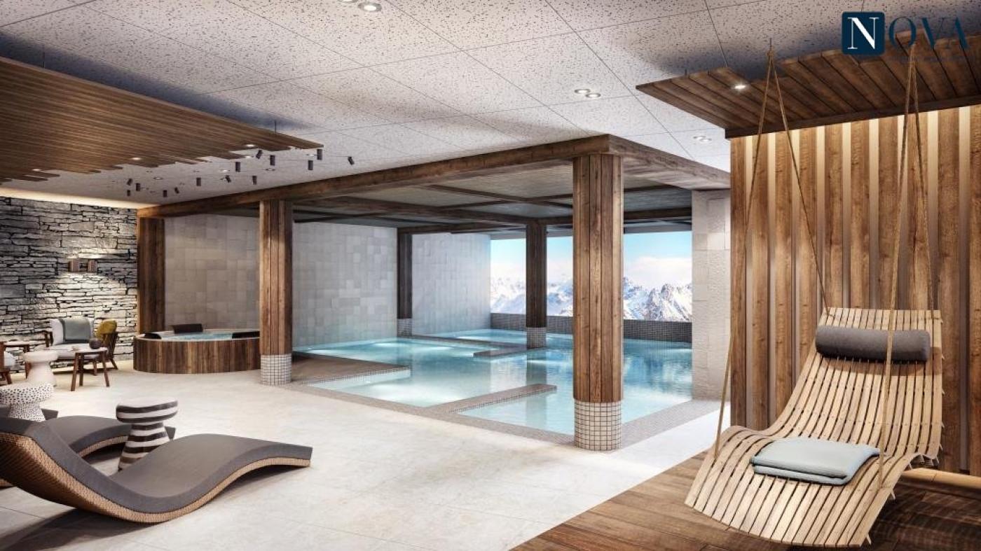 A vendre  La Plagne | Réf 74029651 - Nova solutions immobilieres
