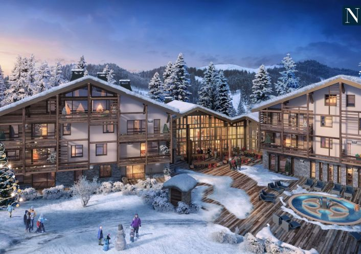For sale Appartement neuf Megeve | Réf 74029655 - Nova solutions immobilieres