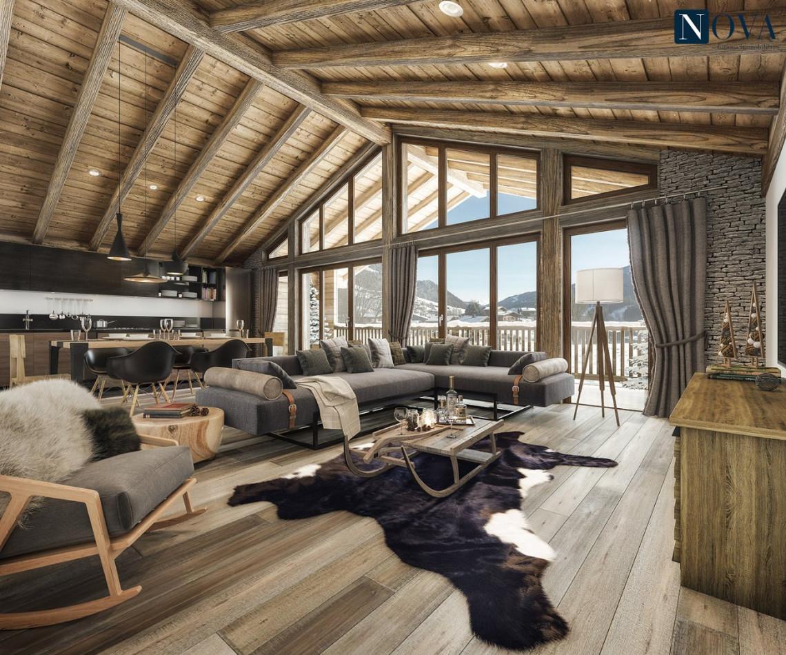 A vendre  Megeve   Réf 74029656 - Nova solutions immobilieres
