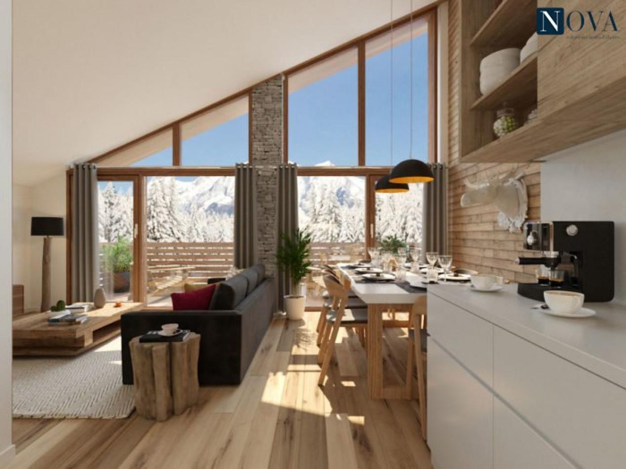 A vendre  Combloux | Réf 74029663 - Nova solutions immobilieres