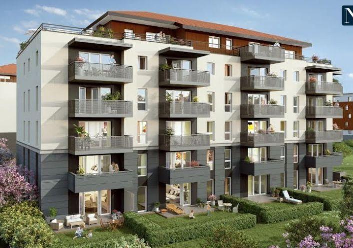 A vendre Appartement neuf Bonneville | Réf 74029681 - Nova solutions immobilieres