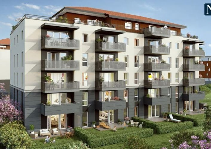A vendre Appartement neuf Bonneville | Réf 74029682 - Nova solutions immobilieres