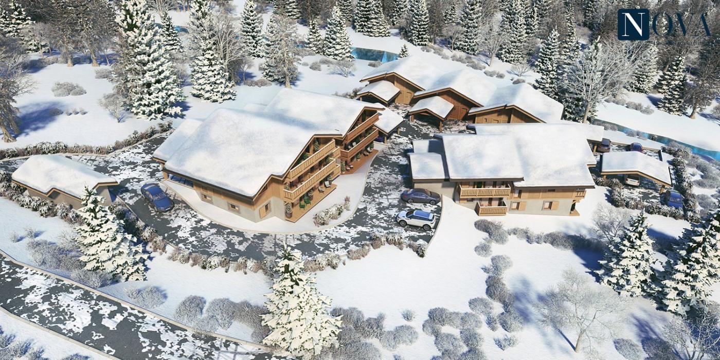 A vendre  Samoens | Réf 74029685 - Nova solutions immobilieres