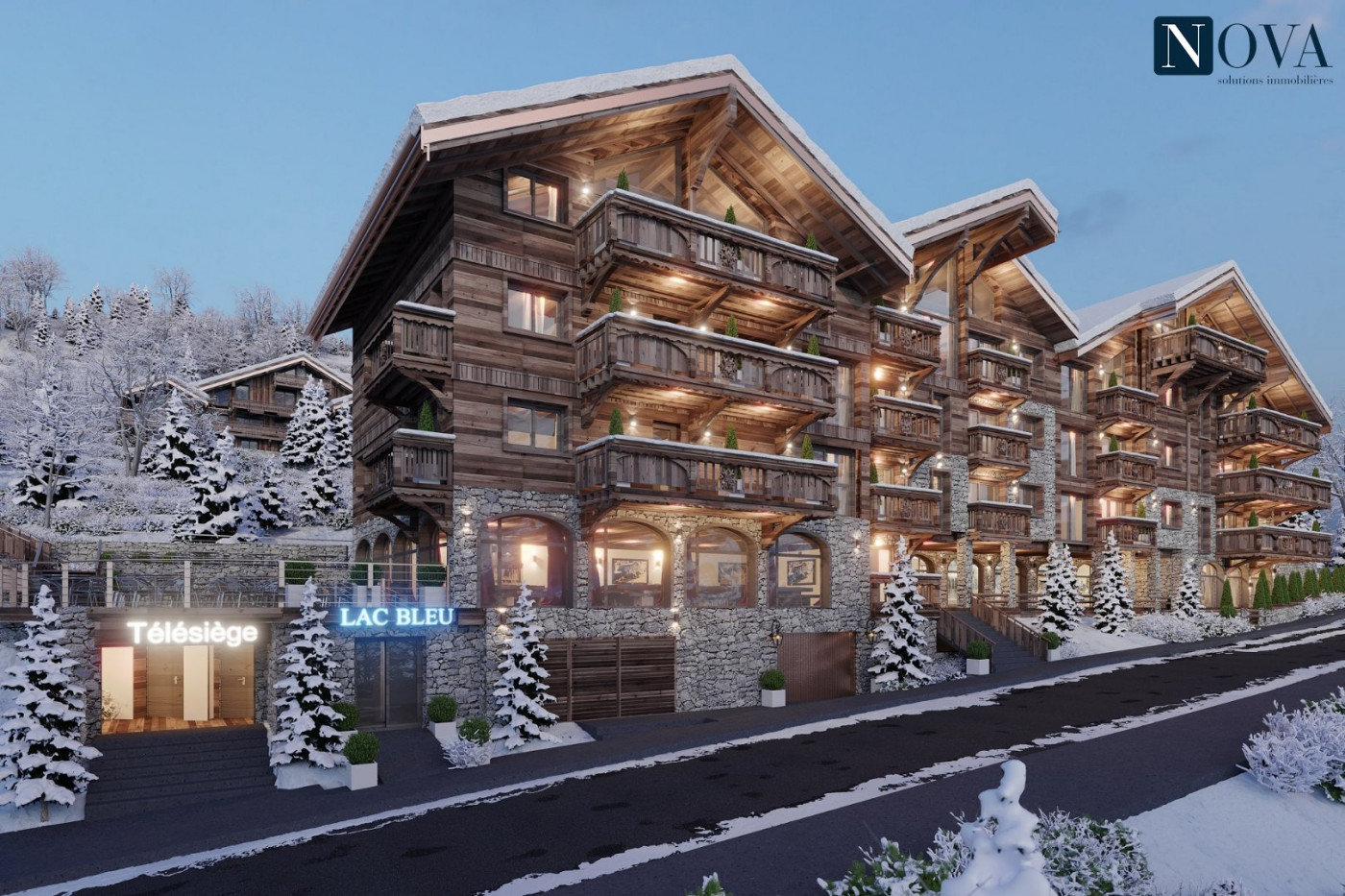 A vendre  Meribel Les Allues | Réf 74029692 - Nova solutions immobilieres