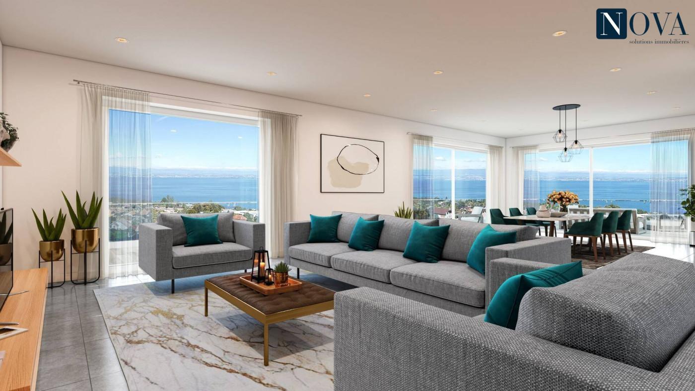 A vendre  Evian Les Bains   Réf 74029703 - Nova solutions immobilieres